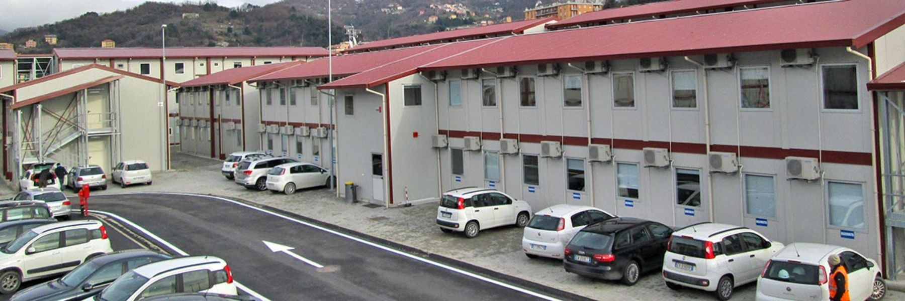 """Alta Velocità Milano-Genova (COCIV)"" | MI GE slide 01"